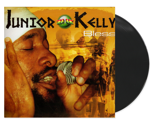 Bless - Junior Kelly (LP)