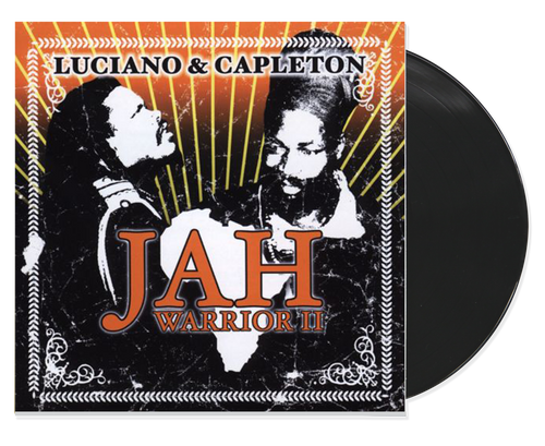 Jah Warrior 2 - Various Artists (LP)