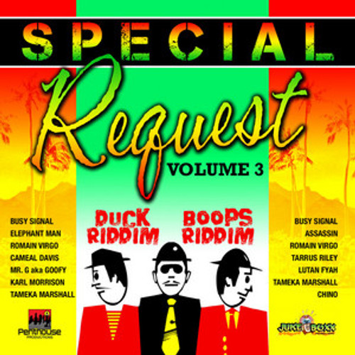 Special Request Vol.3 - Duck & Boops Riddim - Various Artists