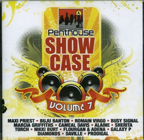 Penthouse Showcase Vol. 7 - Various Artists