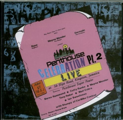 Penthouse Celebrations Pt.2 - Various Artist