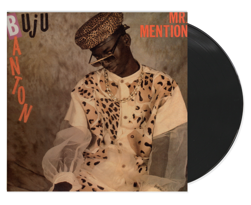 Mr. Mention - Buju Banton (LP)