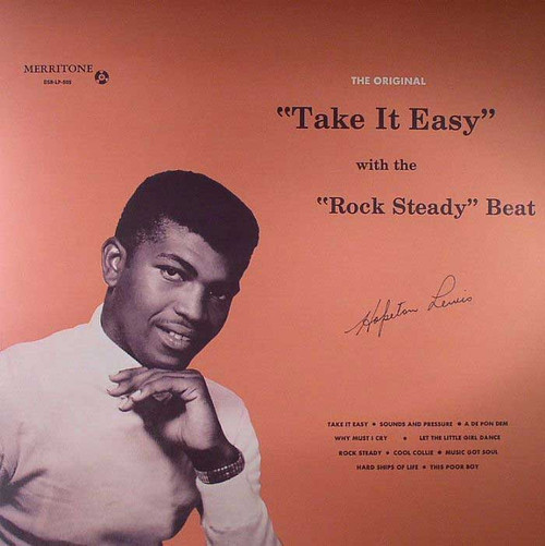 Take It Easy - Hopeton Lewis