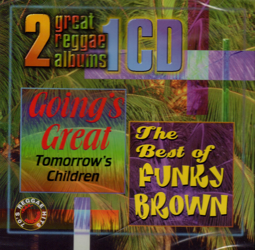The Best Of Funky Brown - Various Artists