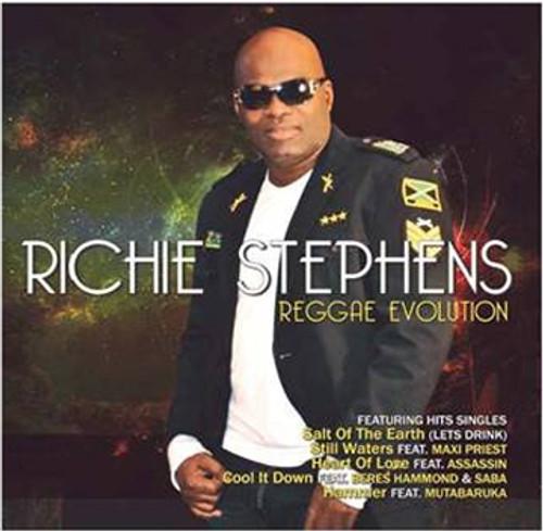 Reggae Evolution - Richie Stephens