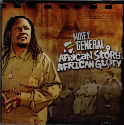 African Story African Glory - Mikey General