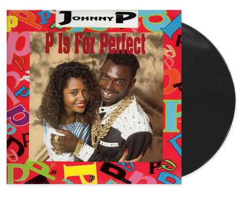 P Is For Perfect - Johnny P (LP)