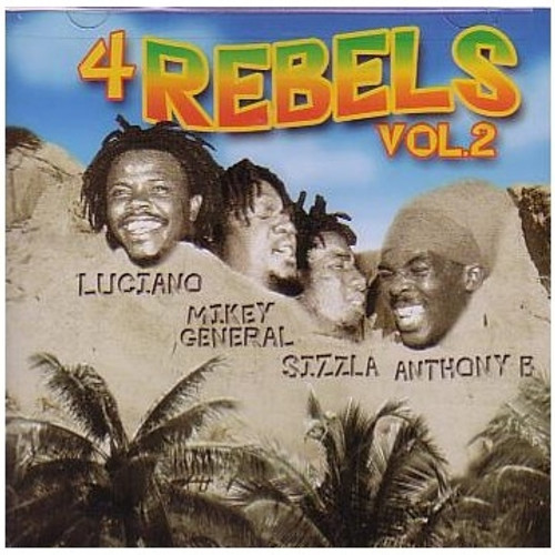 4 Rebels Vol.2 - Various Artists