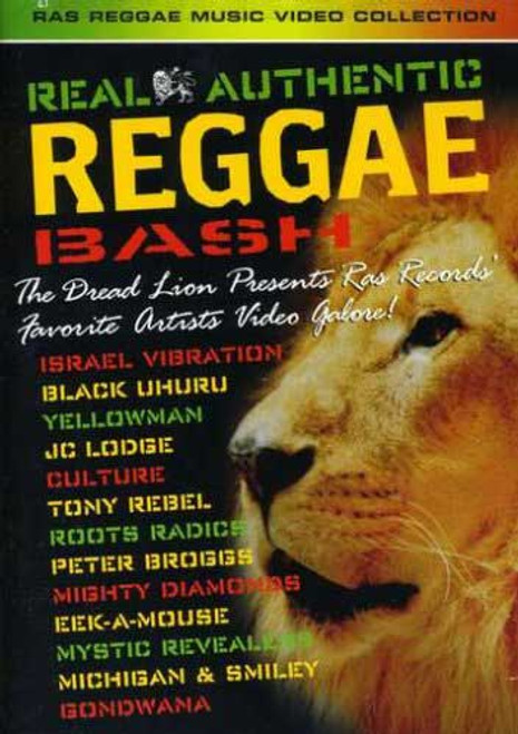 Real Authentic Reggae Bash - Various Artists (DVD)