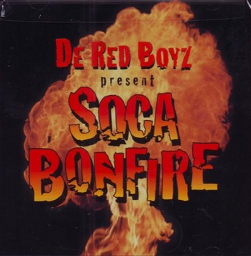 De Red Boyz Present Soca Bonfire - Various Artists