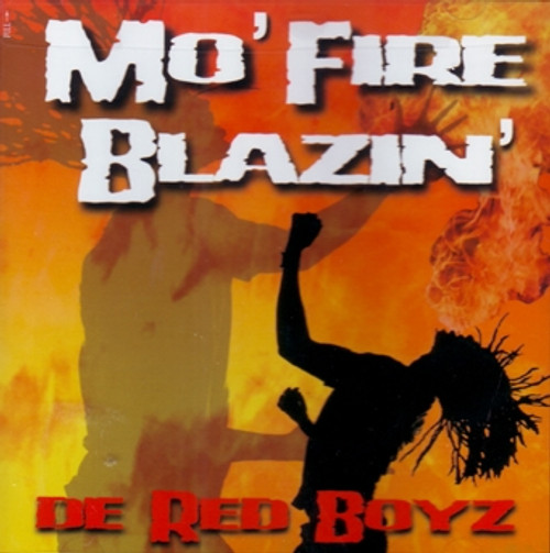 Mo Fire Blazin-de Red Boyz - Various Artists