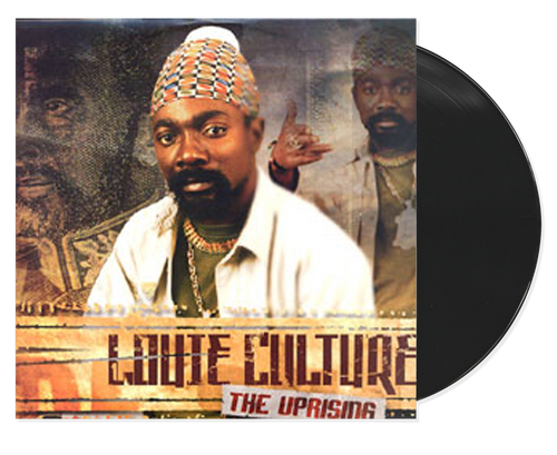 The Uprising - Culture Louie (LP)