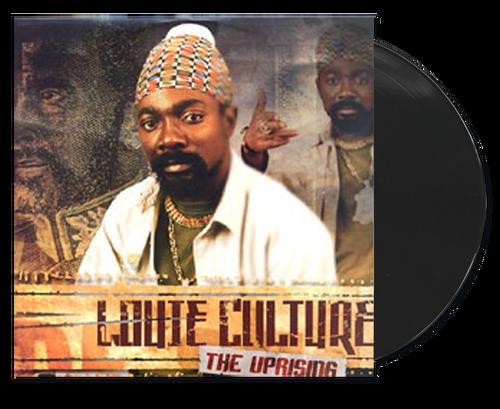 The Uprising - Culture Louie (LP)