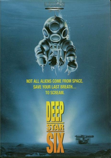 Deepstar Six (DVD)