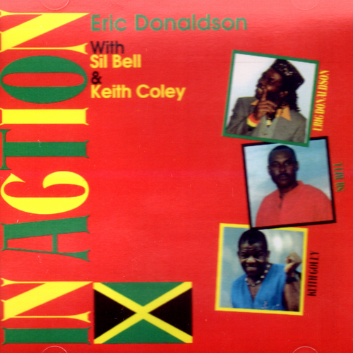 In Action - Eric Donaldson, Sil Bell & Keith Coley
