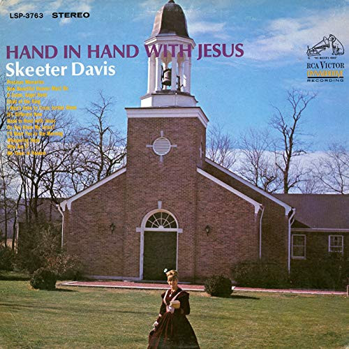 Hand In Hand With Jesus - Skeeter Davis (LP)