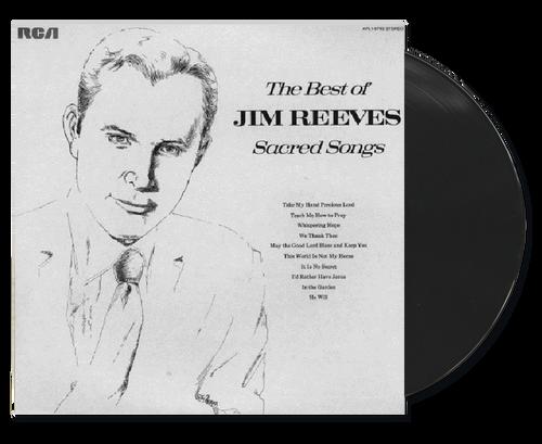 Best Of Sacred Songs - Jim Reeves (LP)