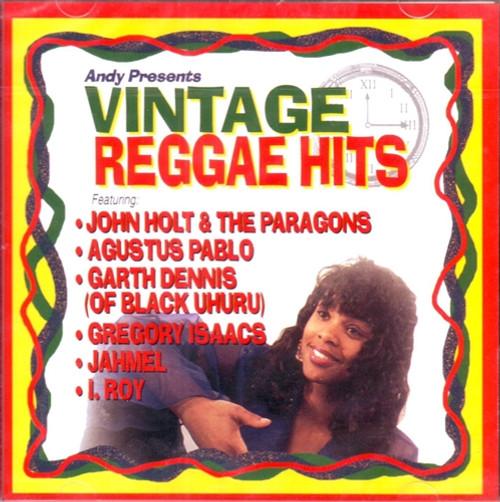 Vintage Reggae Hits - Various Artists