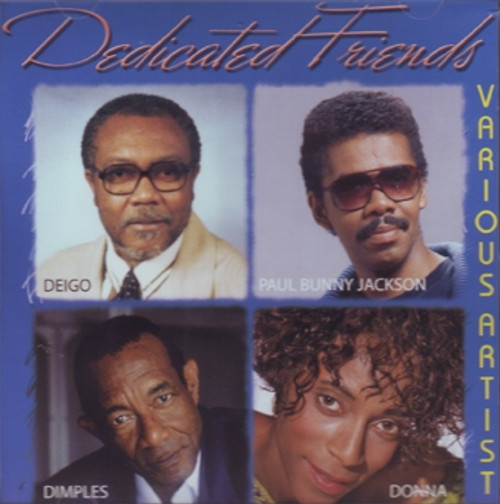 Dedicated Friends - Various Artists