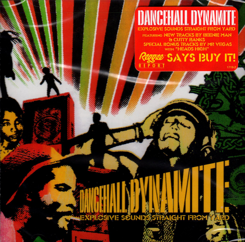 Dancehall Dynamite - Various Artists