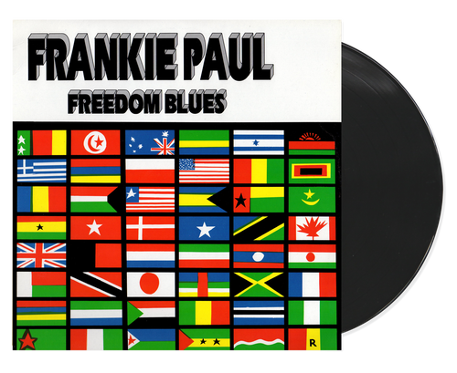 Freedom Blues - Paul, Frankie (LP)