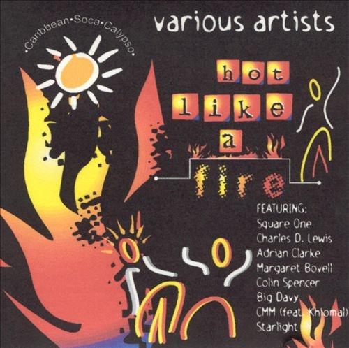 Hot Like A Fire - Various Artists