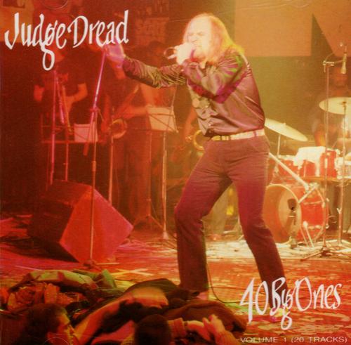 40 Big Ones - Judge Dread