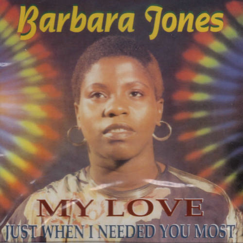 My Love - Barbara Jones