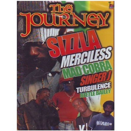 Journey, The - Sizzla, Merciless & Mad Cobra (DVD)