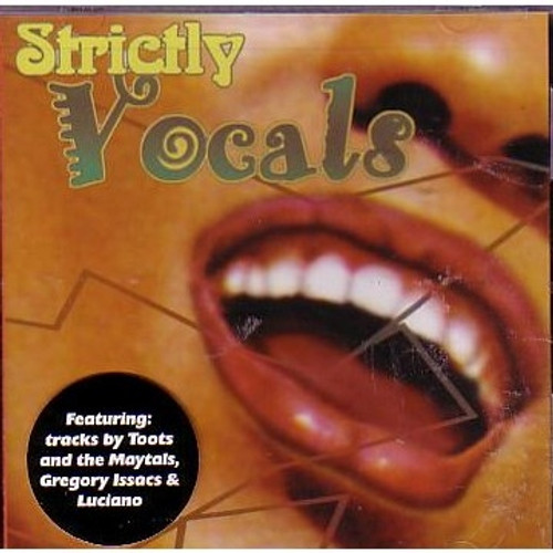 Strictly Vocals - Various Artists