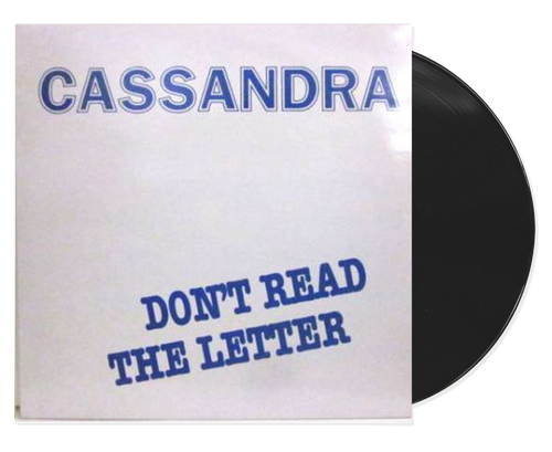 Don't Read The Letter - Cassandra (LP)