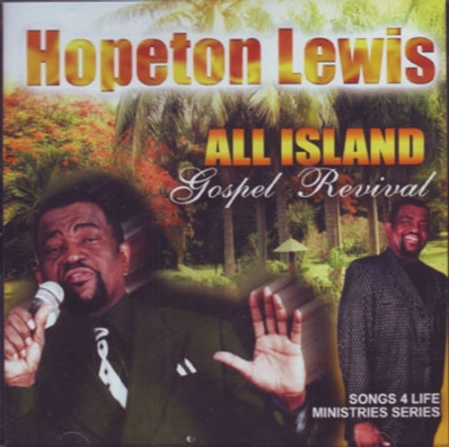 All Island Gospel Revival - Hopeton Lewis