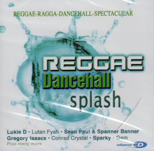 Reggae Dancehall Splash - Various Artists