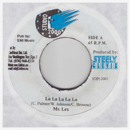 La La La La La - Mr. Lex (7 Inch Vinyl)