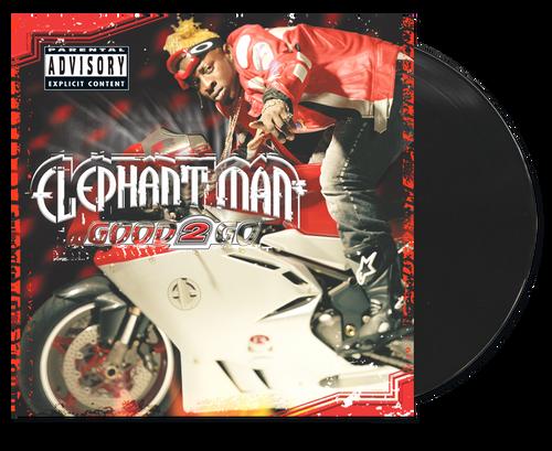 Good 2 Go - Elephant Man (LP)