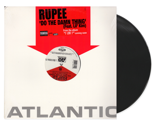 Do The Damn Thing - Rupee Feat. Lil Kim (12 Inch Vinyl)
