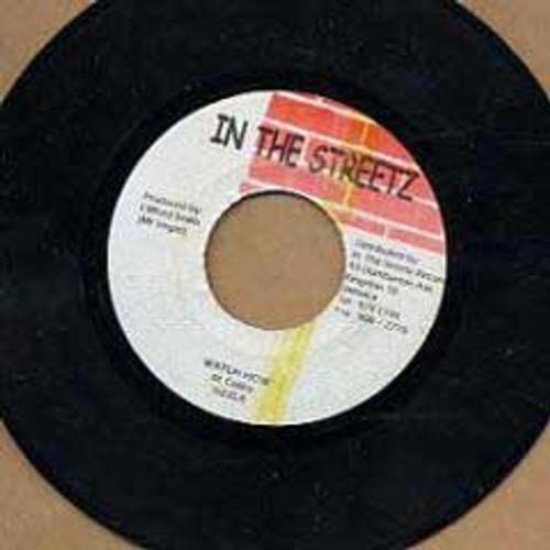 Watch How - Sizzla (7 Inch Vinyl)
