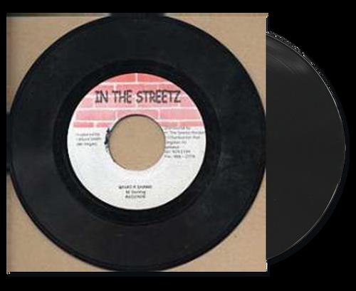 What A Shame - Alozade (7 Inch Vinyl)