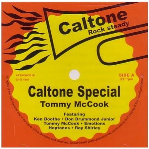 Caltone Special-caltone Rock Steady - Various Artists