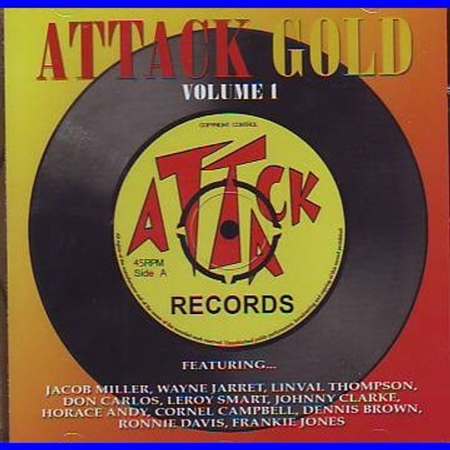 Attack Gold Vol.1 - Various Artists