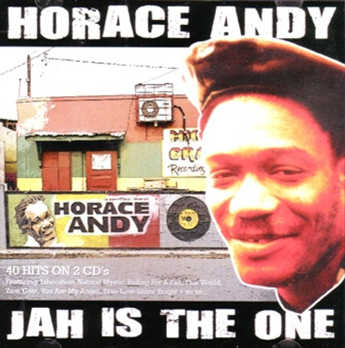 Jah Is The One:40 Hits On 2cd's - Horace Andy