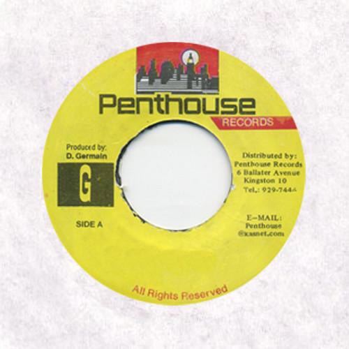 It's Over - Tony Rebel (7 Inch Vinyl)