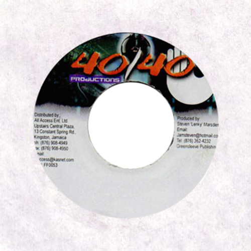 Propaganda - Bling Dawg (7 Inch Vinyl)