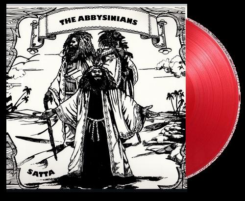 Satta Massagana (Red Vinyl) - Abyssinians (LP)