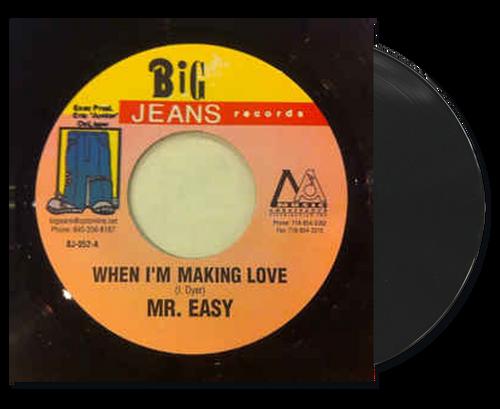 When I'm Making Love - Mr Easy (7 Inch Vinyl)
