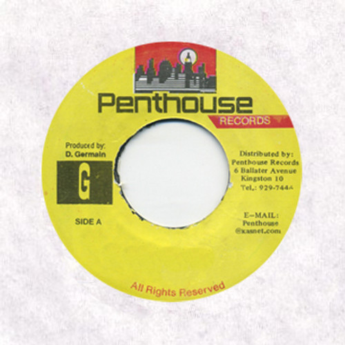 I Pray To Jah - Nadine Sutherland (7 Inch Vinyl)