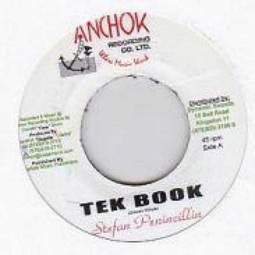 Tek Book - Stefan Penincillin (7 Inch Vinyl)