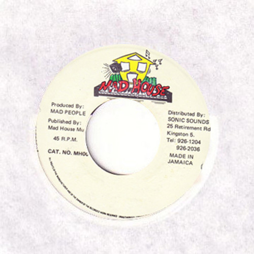 Right There - Spice Feat. Toi (7 Inch Vinyl)