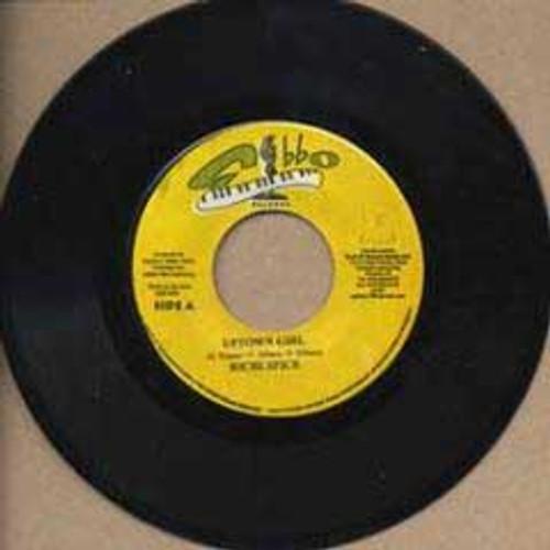 Uptown Girl - Richie Spice (7 Inch Vinyl)