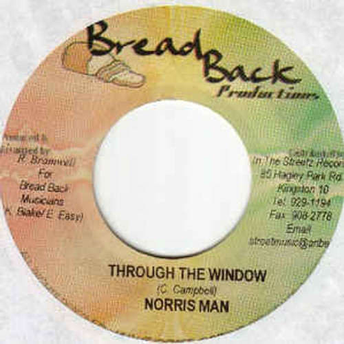 Through The Window - Norris Man (7 Inch Vinyl)